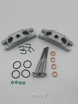 VW Audi Injecteur 03L130277B 1.6 Td Réparation Re-New Kit Tout Joint/ Joints/Vis
