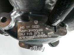 VW Golf 5 Jetta 1k Passat, 3c B6 Audi A3 8p Turbo Turbocompresseur 06j145713a