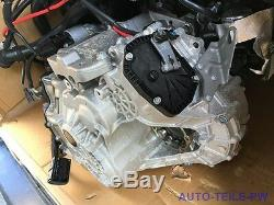 VW Golf 7 Passat B8 Audi 1.4 TSI Czd Équipement Rwt Automatique DSG 7 133km