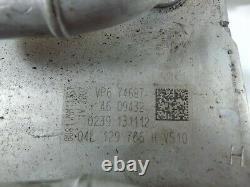 VW Golf 7 VII Passat B8 Admission Collecteur D'Admission Intercooler 1,6D