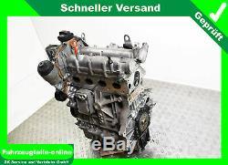 VW Moteur Blf 1.6 FSI 85 Kw EOS Jetta Passat Touran Golf Audi A3 Skoda Octavia